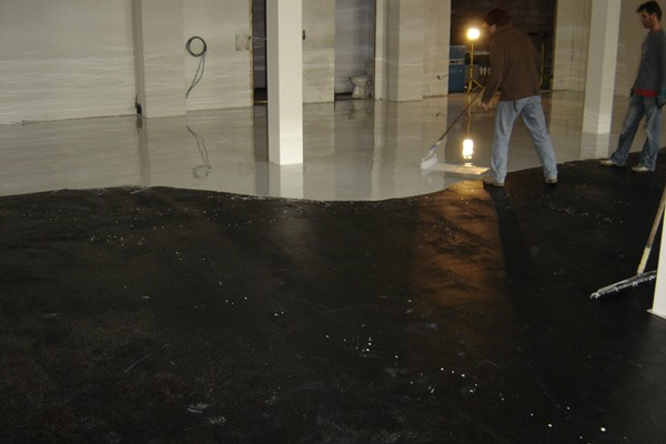Epoxy gietvloer u003eu003e actie: 50u20ac m² u2013 korreli vloeren concurrent